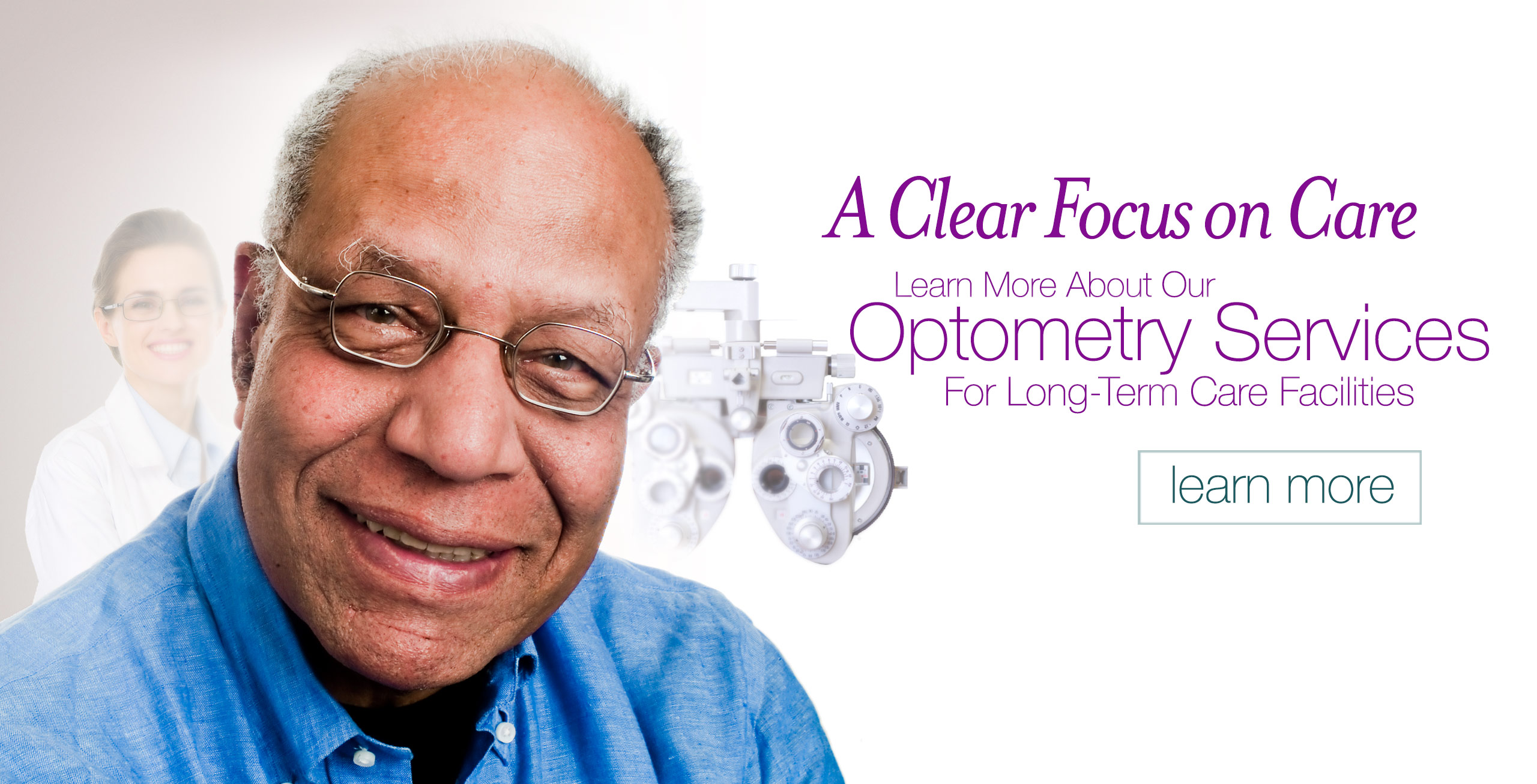 On-Site Optometry Services for Nursing Homes and Long-Term Care Facilities